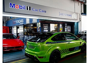 Juzz For Cars Pte. Ltd.