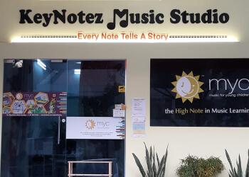 KEYNOTEZ MUSIC STUDIO