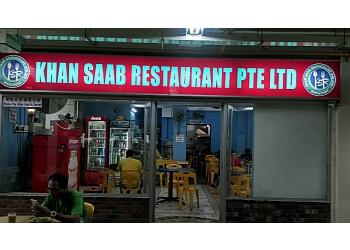 Khan Saab Restaurant Pte Ltd.