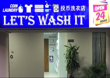 Let's Wash It