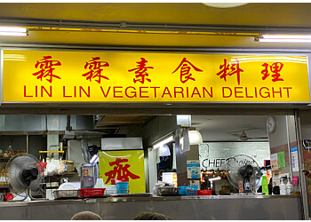 Lin Lin Vegetarian Delight