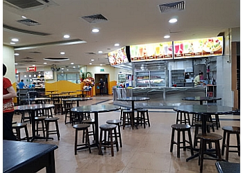 Logistic Hub Food Court