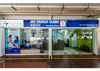 MY FAMILY CLINIC