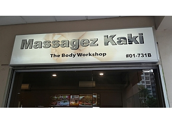 Massagez Kaki