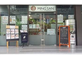 Ming San Casual Japanese Dining