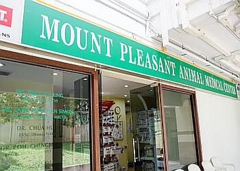 Mount Pleasant Animal Medical Centre Pte Ltd