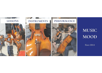 Music Mood Cello Lessons