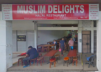 Muslim Delights Malay Food and Noodles