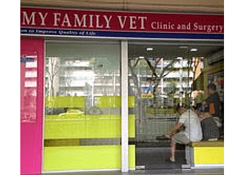 My Family Vet Clinic and Surgery Pte Ltd.
