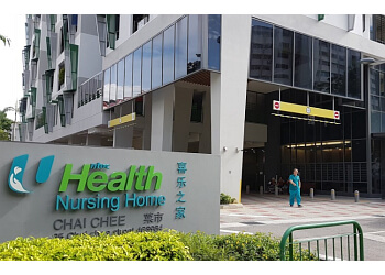 NTUC HEALTH CO-OPERATIVE LTD.