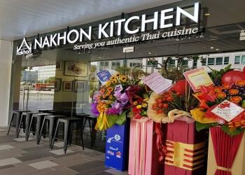 Nakhon Kitchen Thai restaurant