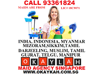 Okaylah Services Maid Agency
