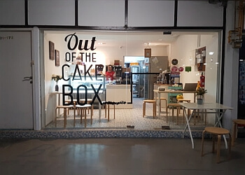 Out Of The Cake Box
