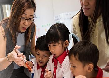PCF Sparkletots Preschool