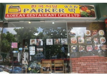 Parker Korean Restaurant Pte Ltd.
