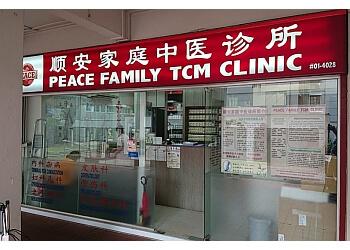 Peace Family TCM Clinic Pte. Ltd.