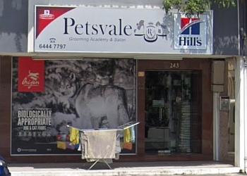 Petsvale Groomers Hub