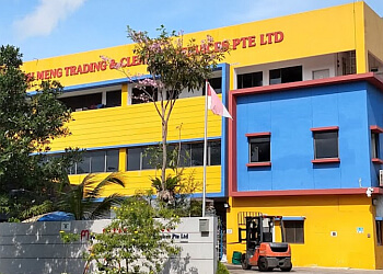 Poh Meng Trading & Cleaning Services Pte Ltd
