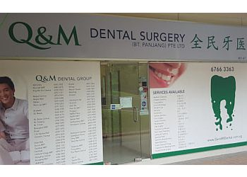 Q & M Dental Group
