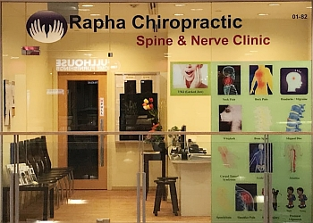 RAPHA CHIROPRACTIC SPINE & NERVE CLINIC