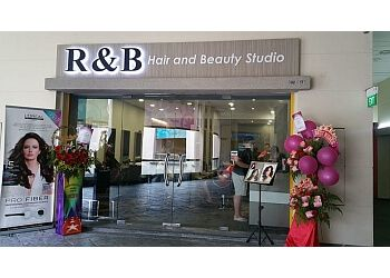 R & B Hair & Beauty Studio