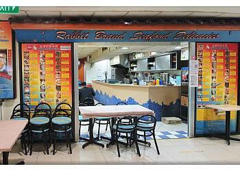 Rabbit Brand Seafood Delicacies