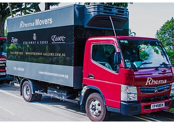 Rhema Movers Pte Ltd.