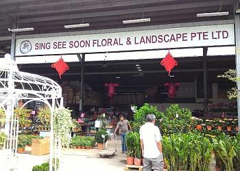 Sing See Soon Floral & Landscape Pte. Ltd.