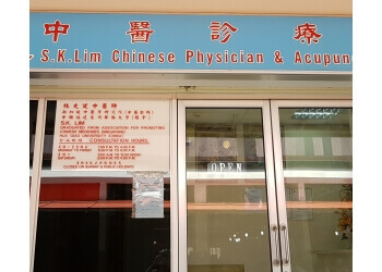 S K Lim Chinese Physician & Acupuncturist