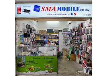 SMA Mobile Pte. Ltd.