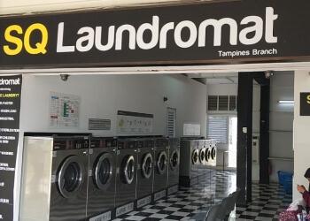 SQ Laundromat Tampines
