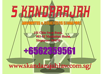 S SKANDARAJAH & CO ADVOCATES & SOLICITORS