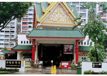 Sattha Puchaniyaram Buddhist Temple