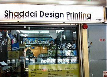 Shaddai Design Printing