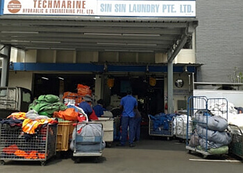 Sin Sin Laundry Pte Ltd.