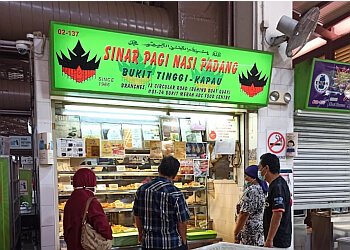 Sinar Pagi Nasi Padang