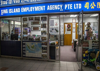 Sing Island Employment Agency Pte Ltd