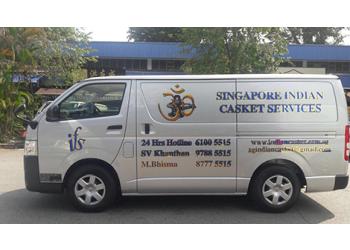 Singapore Indian Casket