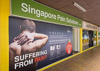 Singapore Pain Solution