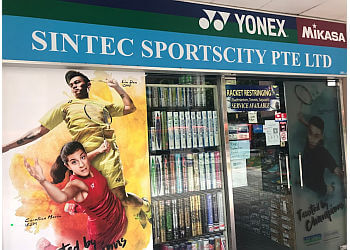 Sintec SportsCity Pte. Ltd.