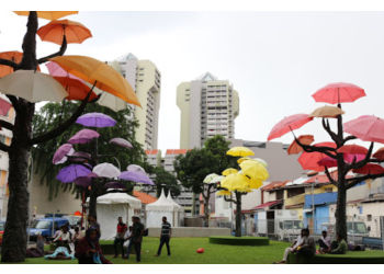 Small Open Park