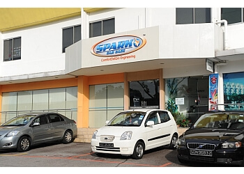 Spark Car Care-Toa Payoh