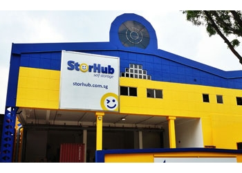 StorHub Self Storage-Woodlands Loop