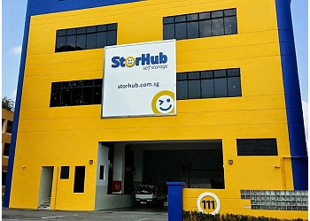 StorHub Self Storage - Hougang