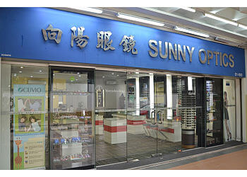 Sunny Optics and Contact Lens Centre