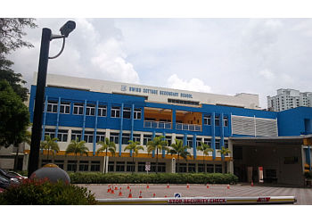 Swiss Cottage Secondary School