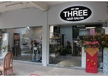 THREE Hair Salon