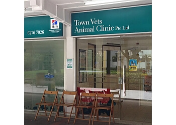 TOWN VETS ANIMAL CLINIC PTE LTD