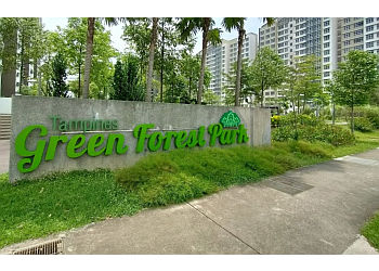 Tampines Green Forest Park