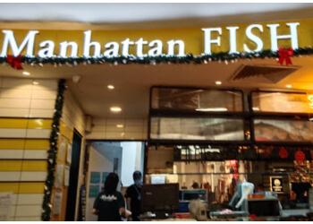 The Manhattan Fish Market